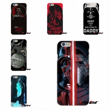 Star Wars The Force Awakens Darth Vader Silicone Phone Case For Huawei G7 G8 P8 P9 Lite Honor 5X 5C 6X Mate 7 8 9 Y3 Y5 Y6 II(China)