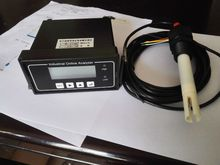 Conductivity Monitor Tester Meter Analyzer Industial EC controller with probe Measuring range 0-20/200/2000 uS/cm(China)