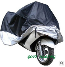 XL motorcucle cover  Motorcycle Covering Waterproof Dustproof Scooter Cover UV resistant Heavy Racing Bike Cover  cubre motos