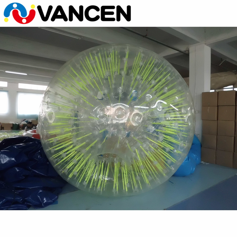 inflatable bubble soccer ball05