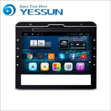 For Toyota Land Cruiser 200 2016 - Car Android Media Player System Car Radio Stereo GPS Navigation Multimedia Audio Video(China)