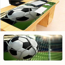 Mairuige 900*400*2mm Game Football Mouse Pad Print Locking Edge PC Computer Gaming Mousepad Rubber Play Mat Design Mouse To Mats(China)