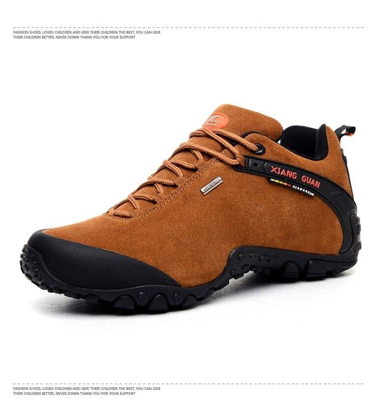 XIANG GUAN Winter Shoe Mens Sport Running Shoes Warm Outdoor Women Sneakers High Quality Zapatillas Waterproof Shoe81285 37