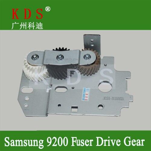 Original Lower Fuser Drive Gear for Samsung CLX 9200 9201 9301 9250 9350 fuser swing gear remove from new machine<br><br>Aliexpress
