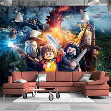 Free Shipping large mural wallpaper creative wallpaper educational baby activity center children room bedroom wallpaper