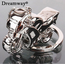 classic 3D simulation model motorcycle motorbike keychain key chain ring keyring keyfob personality jewelry key chain holder