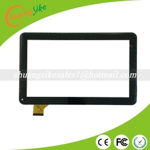 A+New 10.1 inch touch screen For  Supra M12CG 3G Tablet XN1530 panel digitizer glass Sensor replacement 257X159mm Random code