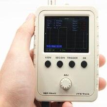 Эксклюзивный! Оригинальный Tech DS0150 15001 К DSO-SHELL (DSO150) DIY цифровой осциллограф комплект с Корпус Дело box Бесплатная доставка(China)