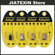 JIATEXIN USB Type C Sync Data Adapter Type-C USB 2.0 TO Micro USB Charging For Google Pixel/Pixel XL/Pixel 2/Pixel XL 2 Adapter(China)