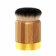 2017 Hot Professional Beauty tools foundation brush Facial beauty essential multi-functional brush free shipping S390-ZF(China)