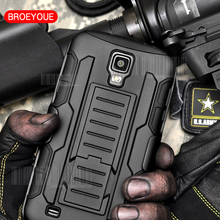 For Samsung Galaxy S4 Active Case Rugged Armor Shockproof Hard Case For Samsung Galaxy S4 Active i537 i9295 Mobile Phone Cover