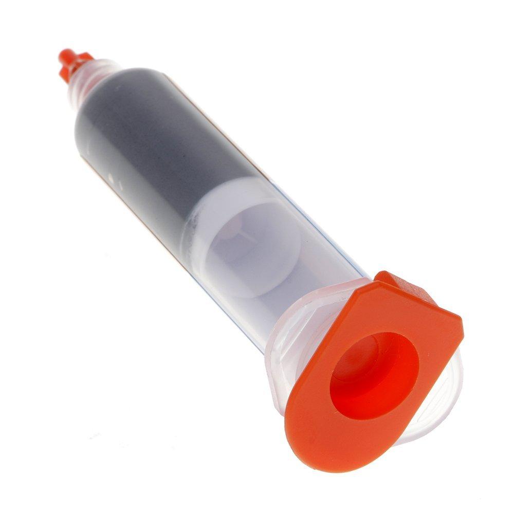 Brand New 2PCS XG-Z40 MECHANIC Solder Flux Solder Paste Sn63/Pb37 25-45um+2 needles