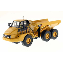 Diecast Truck DM 1:50 Scale 725 Articulated Dump Truck Diecast Tipper Vehicle Container Transporter Kids Toys Collection Gift(China)