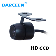Big Promotion Super Mini Car Camera Rear View parking back Camera reversing Camera HD CCD waterproof free shipping
