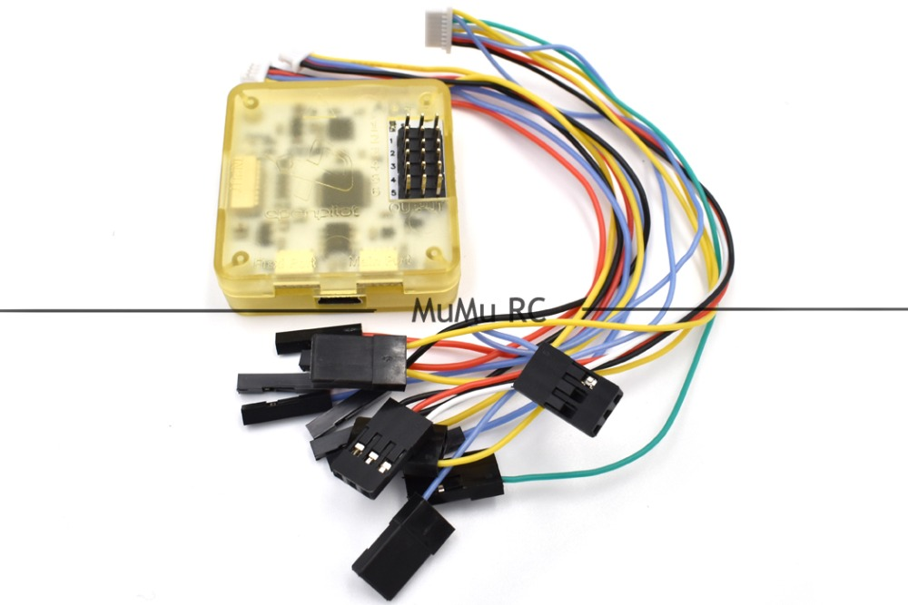 CC3D EVO Flight Control Openpilot Open Source 32 Bits Straight Pin with Protective Shell For Cross Racing Quadcopter Drones<br><br>Aliexpress