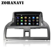 ZOHANAVI Android car dvd player gps navigation for honda accord 7 2003-2007 car Stereo Radio audio multimedia player(China)