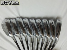 Brand New Boyea SLDR Iron Set Golf Forged Irons Golf Clubs 4-9PAS Regular and Stiff Flex Graphite Shaft With Head Cover