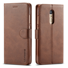 Luxury Leather Flip Case Xiaomi Redmi Note 4 redmi note 4x card slot wallet cover funda xiaomi redmi note 4 phone case