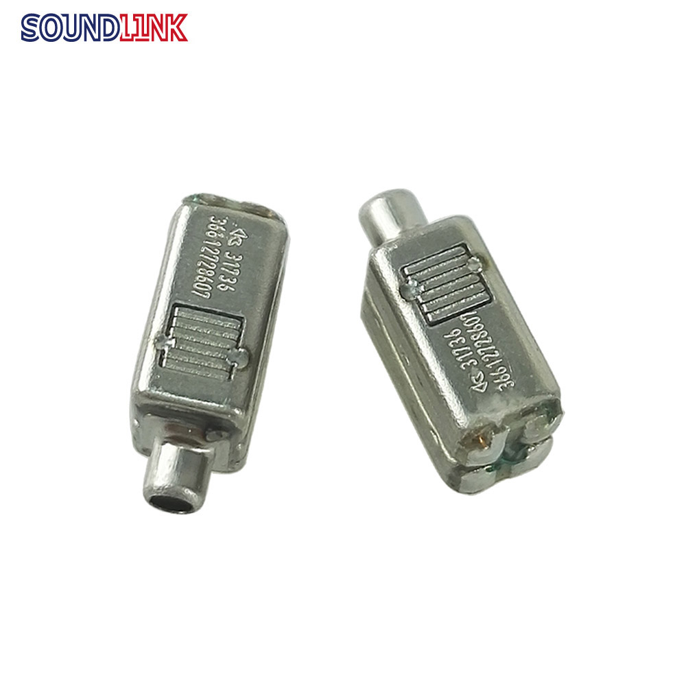 2PCS SWFK-31736 Balanced Armature Receiver Speaker Knowles Driver Moving Iron Unit  IEM Earphone Dual Tweeter<br>