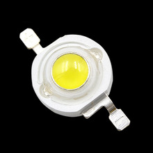 100pcs a Lot 1W Watt 45mil CREE 1W High Power 130LM LED Light Diodes LED Bulb Chip SMD Spot Light Downlight Diode Lamp