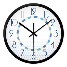 REIDA Brand 12 Inch Large Wall Clock Fashion Creative Living Room Clock Mute Modern Design Quartz Clock Home Decor