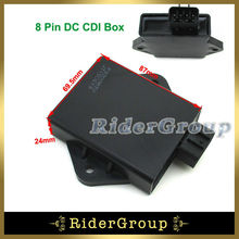Ignition 8 Pin DC CDI Vox For Linhai Yamaha Horizontal Engine 260cc 300cc Moped Scooter ATV Quad 4 Wheeler Go Kart