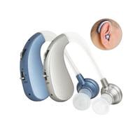 Высокое Качество Цифровой Невидимый Слуховой аппарат Спид За Уши Портативная Беспроводная Аккумуляторная Ухо Усилитель Звука