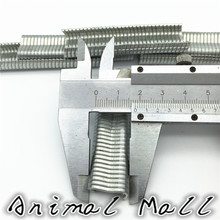 3 * 600 pcs M nail Nail cages Animal cages installed nail Rabbit Chicken Birds Cage Animal feeder