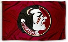 NCAA Florida State University Seminoles Flag USA 3x5 FT 150X90CM Banner 100D Polyester flag A(China)