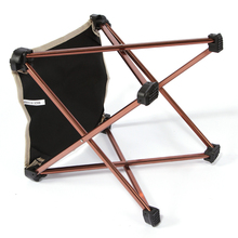 Wholesale AOTU Outdoor Aluminium Alloy Fishing Chair Portable Folding Chair Outdoor Barbecue Folding Stool