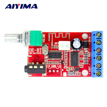 Buy Aiyima OE-BT Bluetooth Digital Amplifier Board Dual Channel Amplifier Support U Disk Bluetooth Ceiling Speaker 30W+30W for $9.84 in AliExpress store