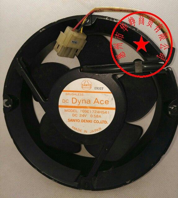 SANYO 17251 24V 0.58A 109E1724H541 cooling fan<br>