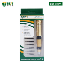 Free Shipping BST-8927A 6 in 1 Pentalobe Phillips Y type screwdrivers for iPhone 7 iWatch Macbook