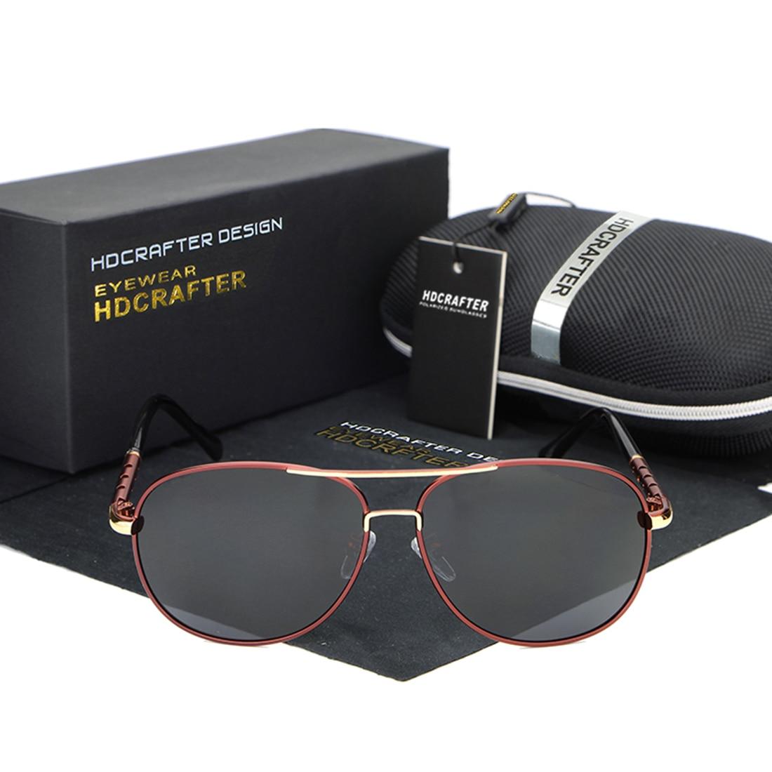 2017 Classic Design Aluminum Magnesium Polarized Sun Glasses Driving Sport Male Fashion Oculos men sunglasses<br><br>Aliexpress
