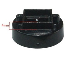4.0mm Metal CCTV Board Camera CS Mount Lens Holder Kit