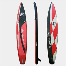 427x71x15cm inflatable surfboard stand up paddle board AQUA MARINA RACE speed fast sup board surf board bag leash paddle fin