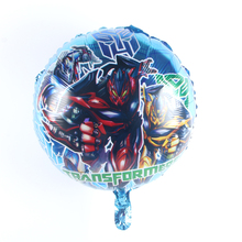 10pcs/lot Wholesale Cartoon Balloon Aluminum Foil Balloons Party Decoration Balloons Celebration Supplies(China)