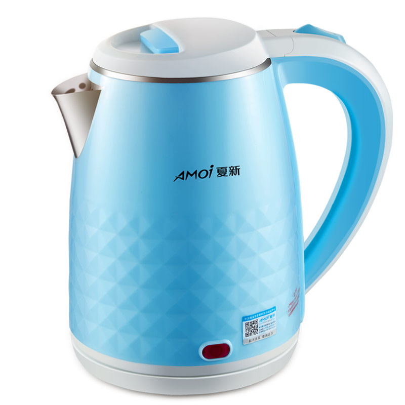 Amoi BP-150185 Electric Kettle 304 Stainless Steel Electric Kettle Home Automatic Power Off Tea Pot<br>