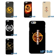 May The Odds Be Ever In Your Favor Soft Silicone TPU Transparent Cover Case For iPhone 4 4S 5 5S 5C SE 6 6S 7 Plus