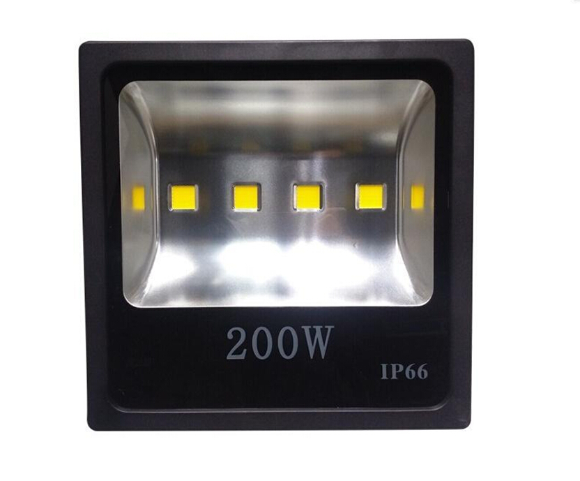 (2pcs/lot) 85-265V 100W 150W 200W 250W LED Floodlight Outdoor LED Flood light Waterproof Tunnel industrial street lamp <br><br>Aliexpress