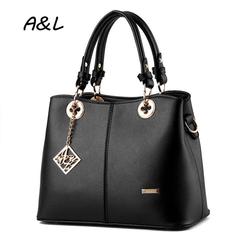 New Fashion PU Leather Handbag Women Brand Designer Shoulder Bag Lady Vintage Casual Messenger Bag High Quality Bolsas A0005<br><br>Aliexpress