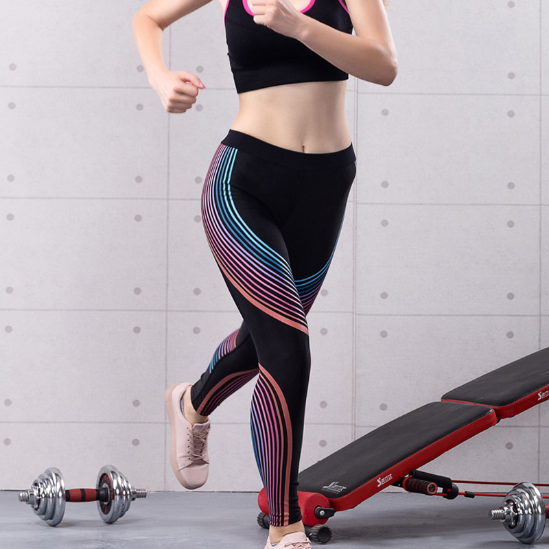 Female Women Compression Fitness Tights07