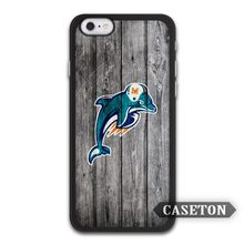 Miami Dolphins American Football Case For iPhone 7 6 6s Plus 5 5s SE 5c 4 4s and For iPod 5