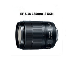 Buy Genuine New Canon EF-S 18-135mm f/3.5-5.6 IS USM Lens Canon 600D 650D 700D 750D 760D 60D 70D 80D 7D T3i T5 T5i T4 White box for $418.88 in AliExpress store