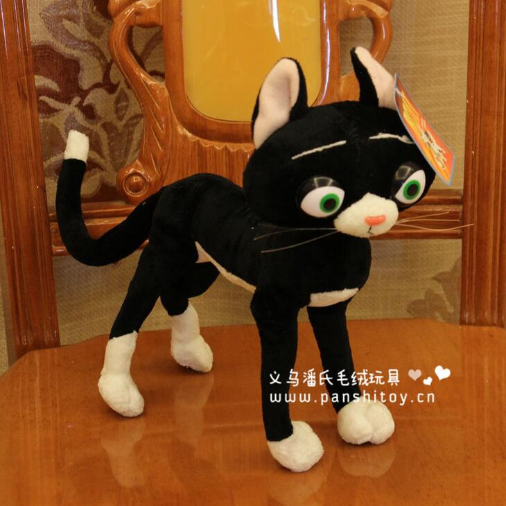 1pc 30cm/50cm Bolt Mittens Cat Plush Toy Animal Soft Anime Plush Doll Birthday Gift Limited Collection<br><br>Aliexpress
