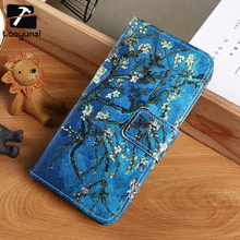 TAOYUNXI PU Painted Cases For Huawei P9 Lite P9 Mini G9 G9 Lite VNS-L21 VNS-L22 VNS-L23 VNS-L31 VNS-L53 Covers Leather Bags(China)