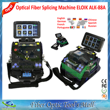 Maquina de Fusao de Fibra ALK-88A Fiber Optic Splicing Machine