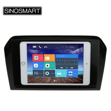 SINOSMART Supper Smart Mate for iPad Mini 1 2 3 and 4 Navigation Player for Volkswagen Jetta 2013