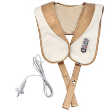 Electronics Massagers TJK TT - 705 Massage Shawls Cervical Vertebra Massager Neck Shoulder Waist Knock Back Massage Relax Device