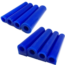 Ferris Carving Wax,Wax Ring Molds Tubes, Blue Color Wax Patterns Ring,Polishing Engraving Accessories